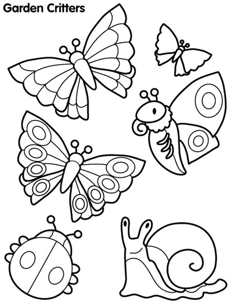 printable ladybug coloring pages coloring home