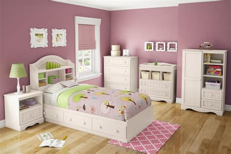 White Teenage Girl Bedroom Furniture Theydesign Furniture