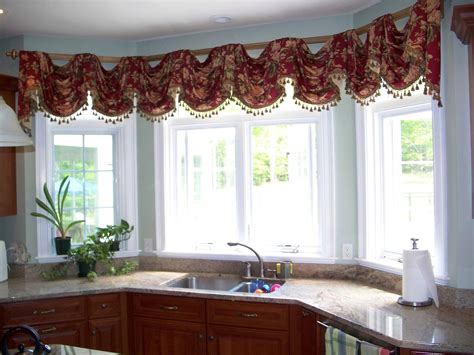 curtains ideas lace kitchen curtains with unique country style Kitchen