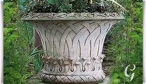 Blumentöpfe Aus Stein : historische pflanzamphore gro edworth manor ~ Lizthompson.info Haus und Dekorationen