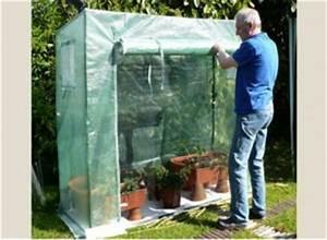 Abri A Tomate : mini serre pour votre terrasse balcon ou jardin ~ Premium-room.com Idées de Décoration