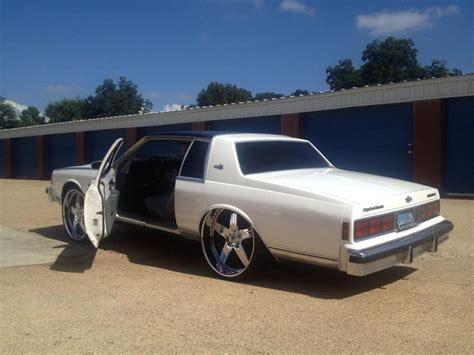 Caprice 2 Door Coupe 5 Star Wheels Box Chevy