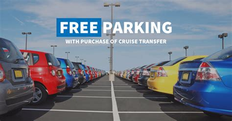 Car Parking At Canaveral by Canaveral Cruise Parking Rate To Increase