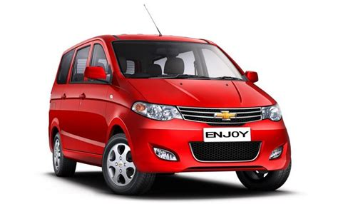 Chevrolet Enjoy Cng Price, Specs, Review, Pics & Mileage
