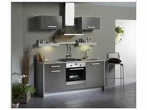 Buffet De Cuisine : buffet de cuisine taupe ~ Teatrodelosmanantiales.com Idées de Décoration