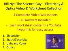 bill nye light and color 1000 images about bill nye the science guy on pinterest