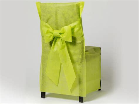 housse de chaises pas cher housse de chaise vert anis pas cher