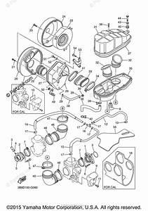 Yamaha Motorcycle 2009 Oem Parts Diagram For Intake