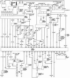 37 - 2 8l  Vin W  Engine Control Wiring Diagram