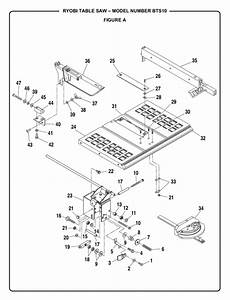 Ryobi Csb142lz Table Saw Switch Wiring Diagram