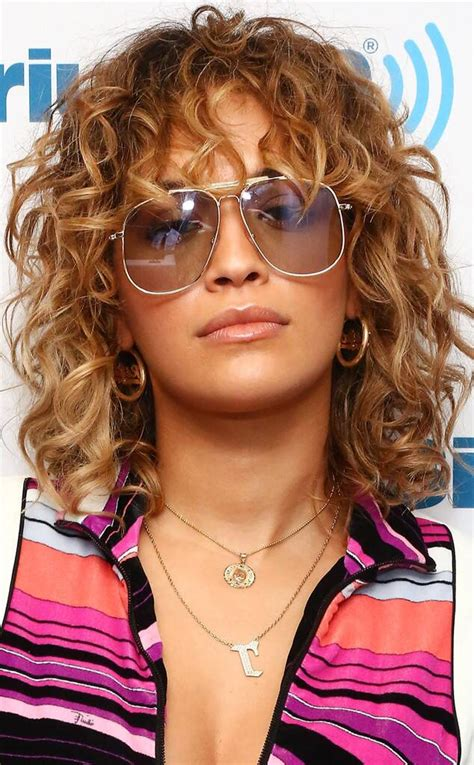 Rita Ora From The Best Celebrity Curly Hairstyles E News