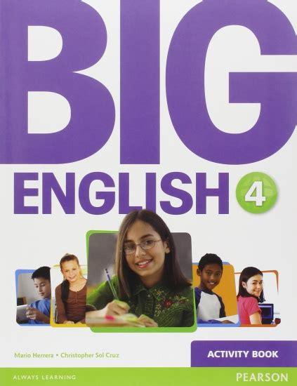 big english  activity book pearson