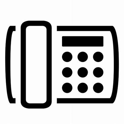 Telephone Phone Office Icon Ip Number Transparent
