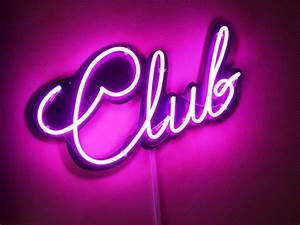 Tube Neon Couleur Deco : enseigne neon qu est ce qu un tube n on ~ Melissatoandfro.com Idées de Décoration