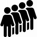 Stick Fila Silhouette Person Icons Icono India