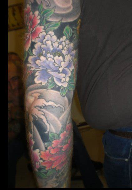 custom tattooing  jamie macpherson tattooing
