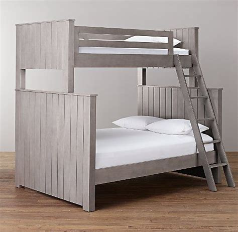 restoration hardware bunk bed pin by t lc on the new one