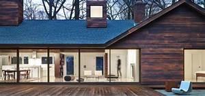 Bardage Façade Maison : bardage pvc alu pierres etc tous les prix pour bien choisir habitatpresto ~ Nature-et-papiers.com Idées de Décoration
