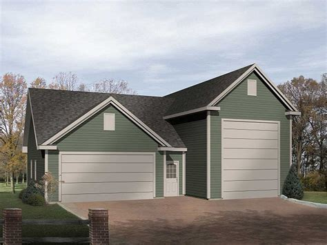 house plans with rv garage rv garage plan 2238sl architectural designs house plans