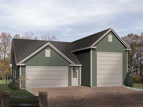 Rv Garage Plan  2238sl  Architectural Designs  House Plans
