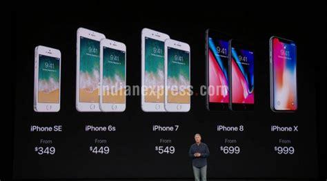 Price Of Iphone Apple Iphone 8 Iphone X Live Blog Updates Price