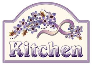 hearts and kitchen collection artbyjean purple wood roses make a pretty sign for your