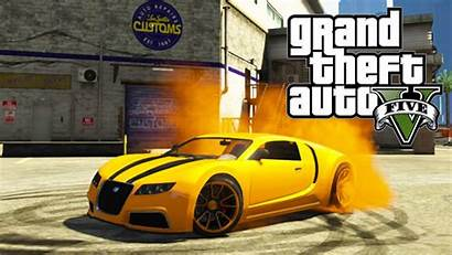 Gta Cars Sport Vehicles Grand Special Counterparts
