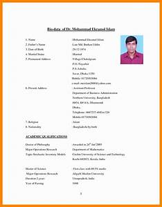 how to create a resume format fresh resume format cv With make new resume format