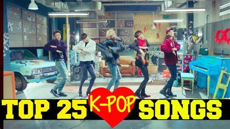 Kville's [top 25] Kpop Songs Chart  February 2016 (week