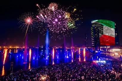 Kuwait National Dubai Fireworks Celebrate Offers Standard