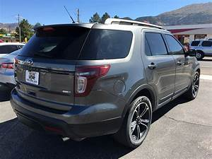 2015 Ford Explorer 4 U00d74 Sport 3 5l Ecoboost  U2013 Four Wheel Auto