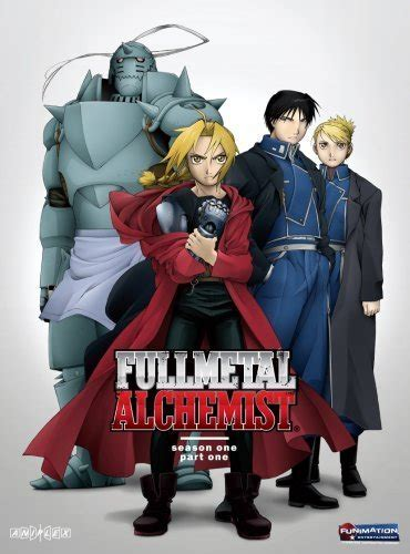 fullmetal alchemist anime planet