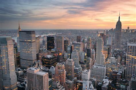 city new york city building empire state