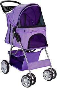 cat stroller oxgord pet stroller cat 4 wheeler stroller travel