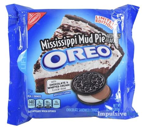 review limited edition mississippi mud pie oreo cookies