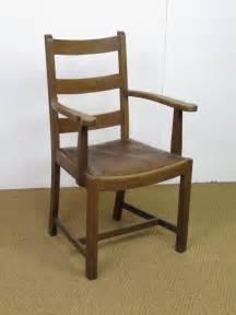 Oak Armchair by Heal S Russet Oak Armchair Desk Chair Antiques Atlas