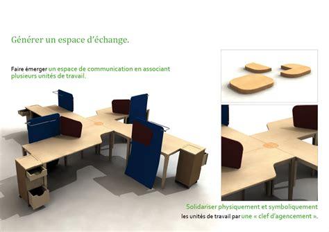 changer icone bureau confidentialité et convivialité en open space 2010