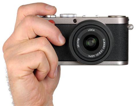 Kamera Leica X1 leica x1 review operation lenstip