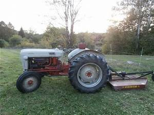 1956 Ford Tractor Pictures
