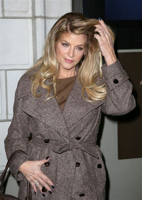 Kirstie Alley traumatized by challenging reality show ...