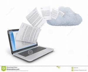 transferring documents or data to a cloud stock photo With download documents cloud