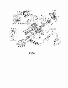 Poulan Model 220le Chainsaw  Gas Genuine Parts