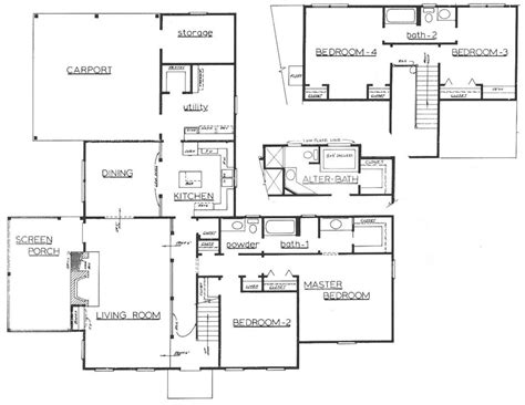 architectural building plans architectural floor plan by sneaky chileno on deviantart