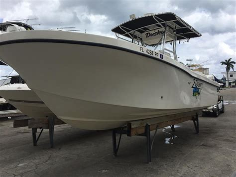 Dusky Marine Boats For Sale by Dusky 278 Boats For Sale In Dania Florida