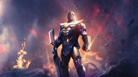 avengers endgame thanos  hd superheroes  wallpapers