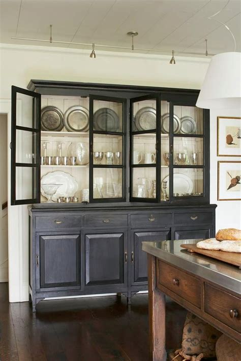 Kitchen Hutch Display by 1000 Ideas About Hutch Display On White Hutch