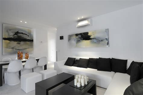 design your home interior black and white contemporary interior design ideas for