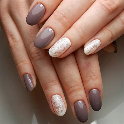 oval nail designs terrific designs for oval nails naildesignsjournal