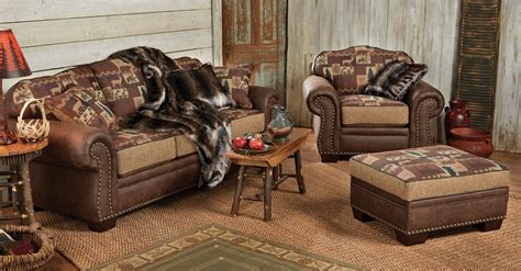 Rustic Living Room Furniture Canada by Log Cabin Furniture Rustic Furniture Black Forest Decor