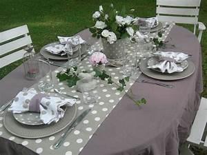 Les Dcorations De Table De Pascale